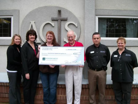 Area Churches Together Serving (ACTS) Receives $500 Donation