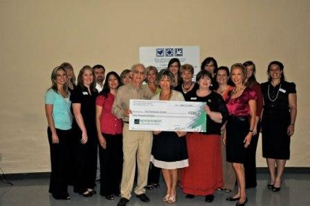 The Friendship Center Receives $5,000