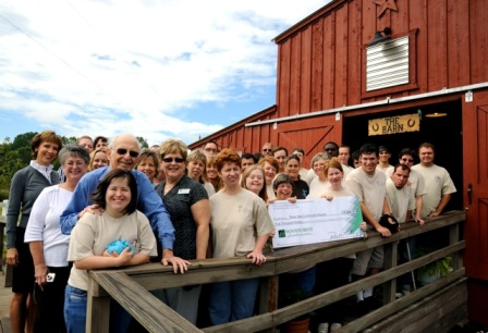New Danville Receives $5,000 Donation