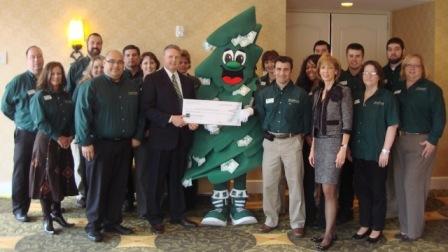 Central Pennsylvania Food Bank Receives $6,000 Donation
