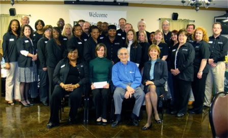 Lowcountry Food Bank Inc. Receives $500 Donation