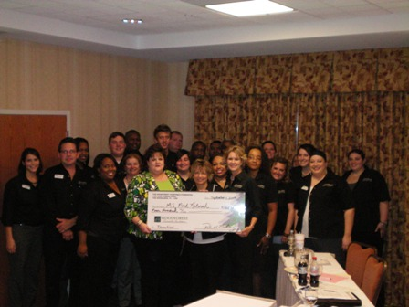 Mississipp Food Network Receives $400 Donation