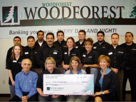 Capital Area Food Bank Kids Café Program Receives $10,000 Donation