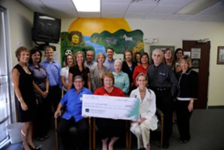 $5,000 Contribution to The Community Clinic