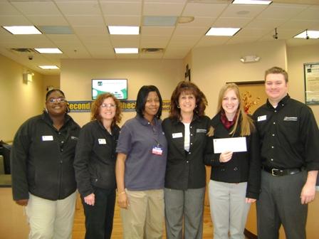 Foodlink, Inc. Receives $600 Donation
