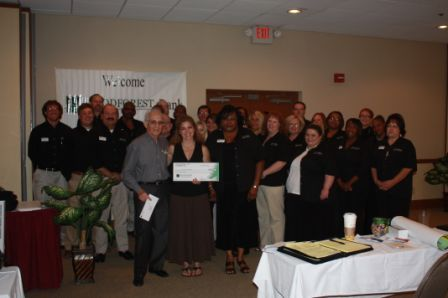 Camp Smile-A-Mile Receives $500 Donation