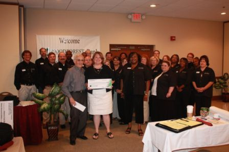 Foundry Rescue Mission & Recovery Center Receives $500 Donation