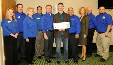 Food Bank of Central New York Receives $1,560 Donation