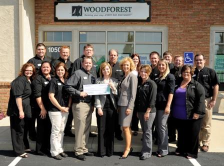 Mid-Ohio Foodbank Receives $7,125 Donation