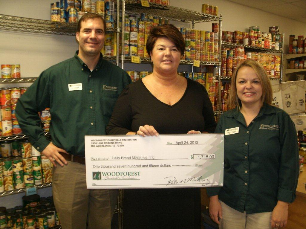 Daily Bread Ministries Greer Soup Kitchen Receives 1 715
