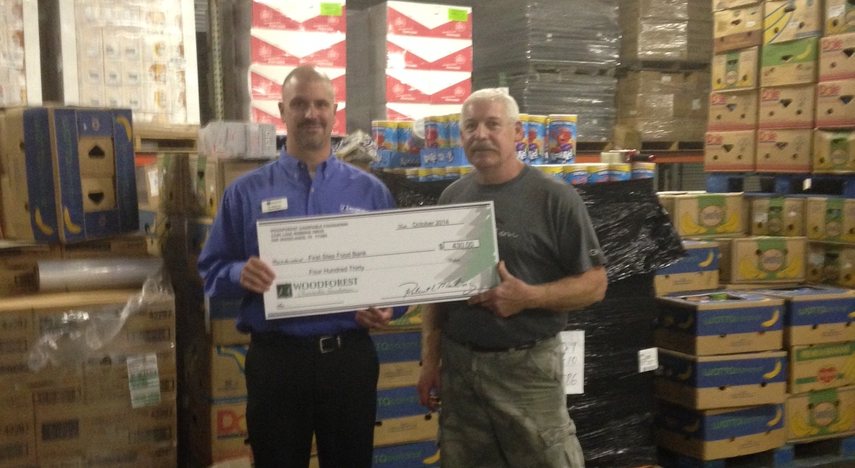 First Step Food Bank