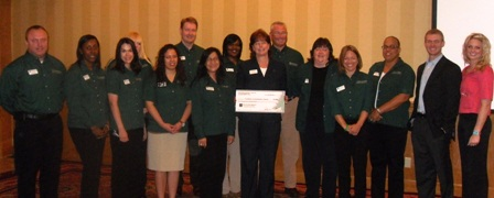 The Foodbank of Southeastern Virginia Receives $5,500 Donation