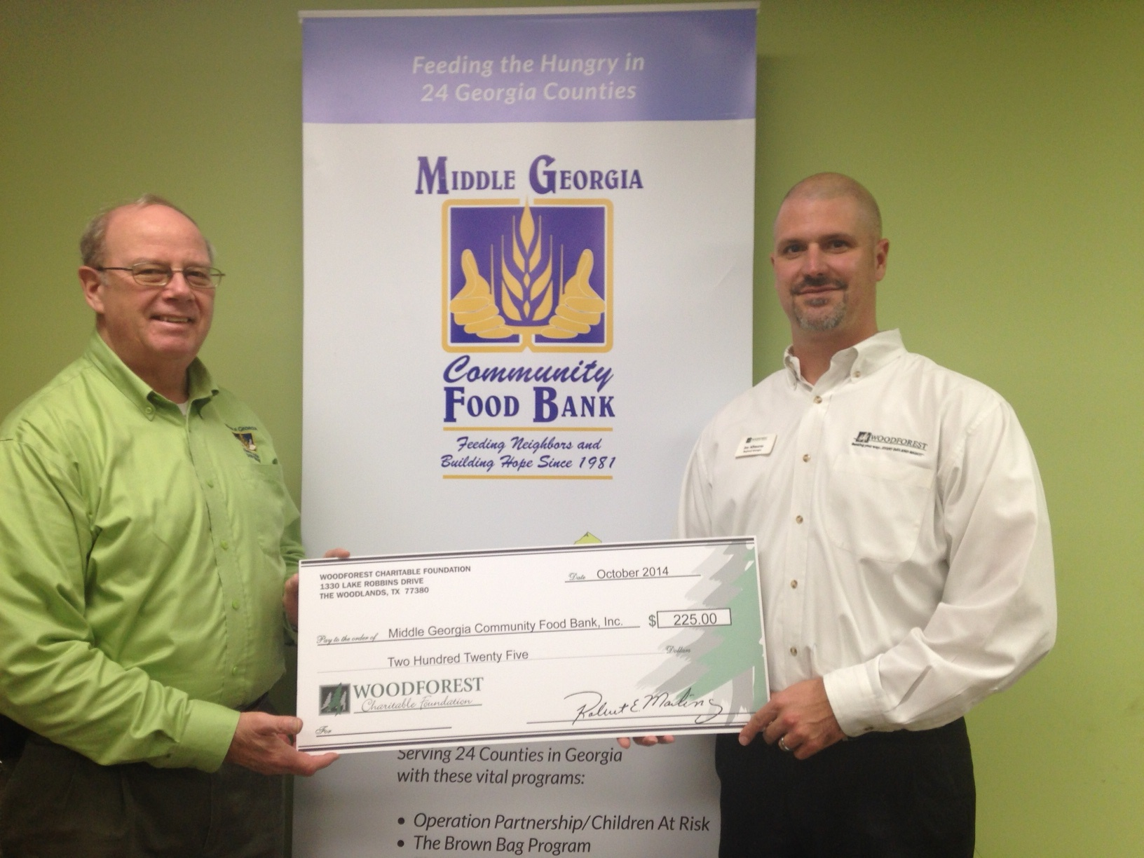 Middle Georgia Community Food Bank, Inc.