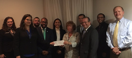 Greater Berks Food Bank received $2,200 from WCF.