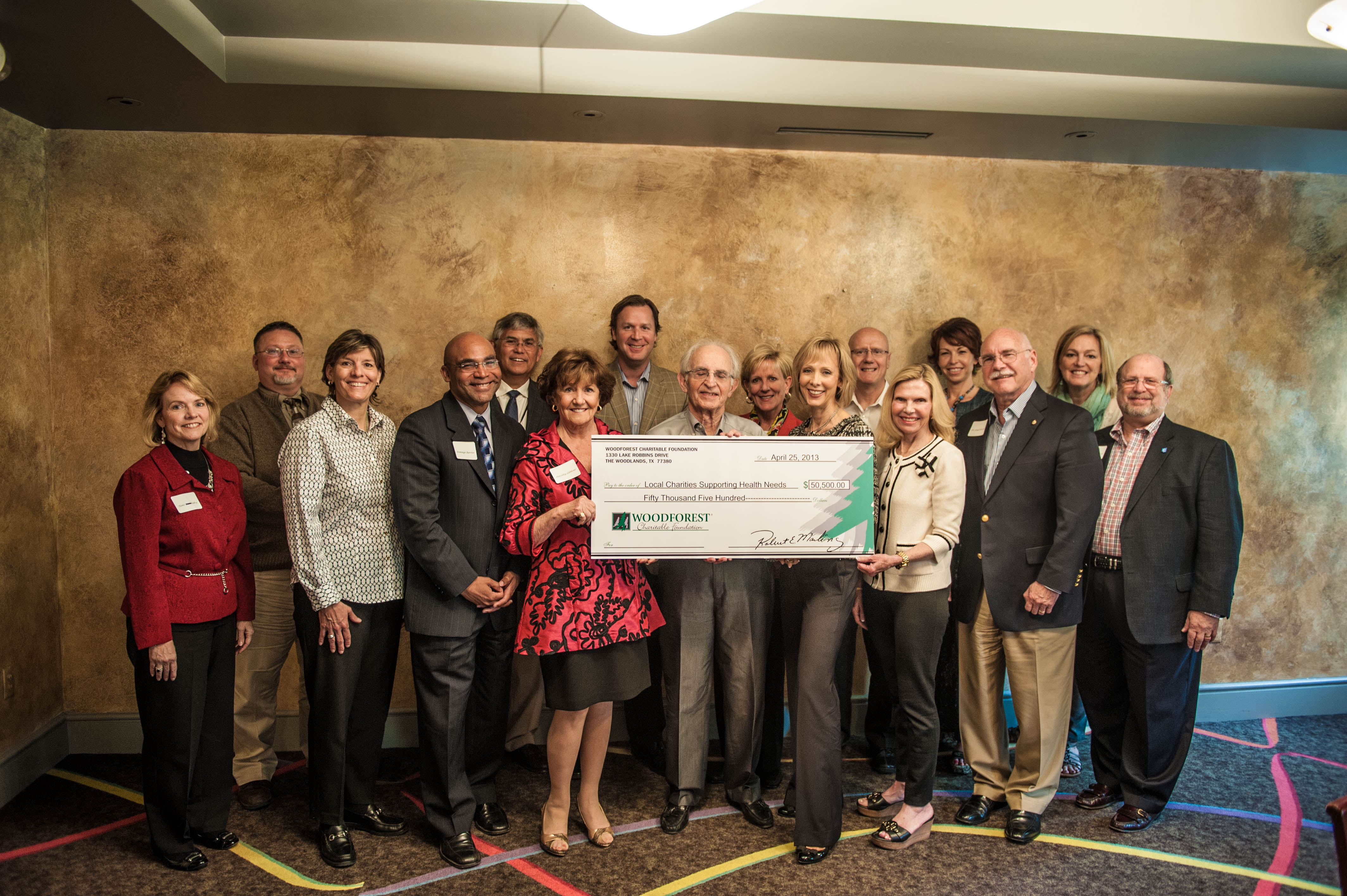 Charities receive $50,500 at Charity Breakfast
