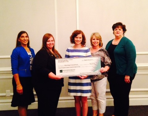 Mississippi Food Network received $5,725 from WCF.