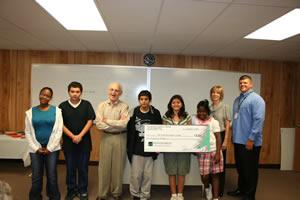 YMCA's Willis Recreation Center Receives $5,000 Donation