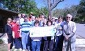 $5,000 Contribution to Bridgewood Farms