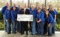 MANNA Foodbank Receives $10,000 Donation