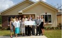 Habitat for Humanity Receives $25,000 Contribution