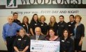 Donation to Big Brothers, Big Sisters of South Texas