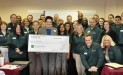 Harvest Hope Food Bank Receives $2,000 Donation