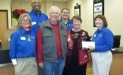 Union County Meals on Wheels Receives $500 Donation
