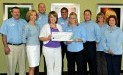 Feeding America - Kentucky's Heartland Receives $4,400 Donation