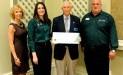 Food Bank of Albermarle Receives $1,000