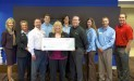 Community Harvest Food Bank of North East Indiana receives $2,920 donation from WCF.