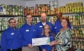 Daily Bread Ministries Receives $1,700 Donation