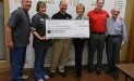 East Texas Food Bank receives $12,860 donation from Woodforest Charitable Foundation.