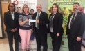 Food Bank of North Alabama received a $8,400 donation from WCF.