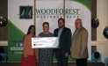 Family Promise of Monroe County received $1,000 from WCF.