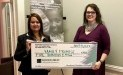 Family Promise of Gwinnett received a $500 donation from WCF.