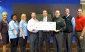 Food Bank of Northwest Indiana receives $1,250 donation from WCF.