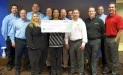 Food Bank of Northern Indiana receives $2,930 donation from Woodforest Charitable Foundation.
