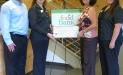 Food Bank of the Southern Tier recieves $395 donation from Woodforest Charitable Foundation.