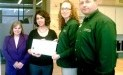 Food Bank of the Southern Tier Receives $195 Donation