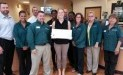 Foodlink, Inc. receives $2,745 donation from Woodforest Charitable Foundation.