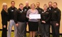 God's Pantry Food Bank Receives $5,600 Donation