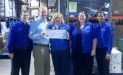 Greater Berks Food Bank Receives $2,800 Donation