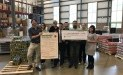 Greater Pittsburgh Community Food Bank received $8,200 donation from WCF.