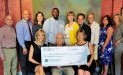 WCF donates $564,000 to charities
