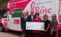 The Rose receives a major gift of $200,000 from Woodforest Charitable Foundation.