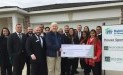 Habitat for Humanity Northwest Harris County received $60,000 from WCF.