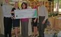 $5,000 Donation to Interfaith
