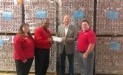 Feeding America - Kentucky's Heartland receives $4,140 donation from WCF.