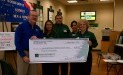Loaves & Fishes of the Rio Grande Valley receives $380 donation from WCF.