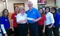 Loaves & Fishes of the Rio Grande Valley, Inc. Receives $250 Donation